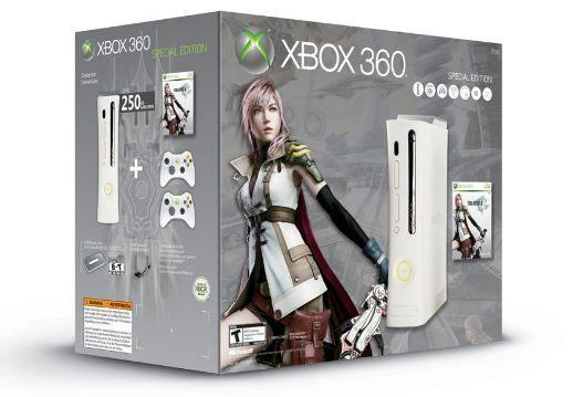 Final Fantasy 13 Special XBOX360 Bundle