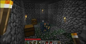 How to find dungeons in Minecraft!