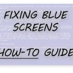 fixing blue screens how to jpg