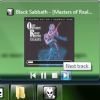 Foobar Windows 7 Gadget: Taskbar Integration Plugin