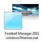 football manager 2011 windows 7 theme jpg