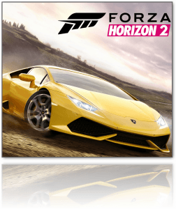 Forza Horizon 2 Themepack With 70 HD Wallpapers, Lamborghini Sounds And Icons