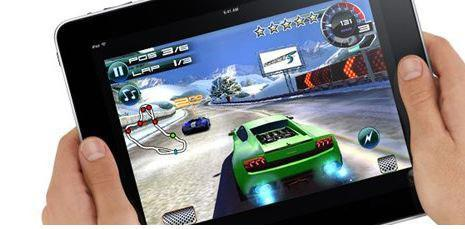 Apple iPad – A Gaming Device?