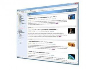 Free RSS Reader for Windows 7