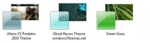Download Free Windows 7 Aero Themes!