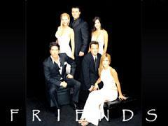 TV Sitcoms: Friends Windows 7 Theme