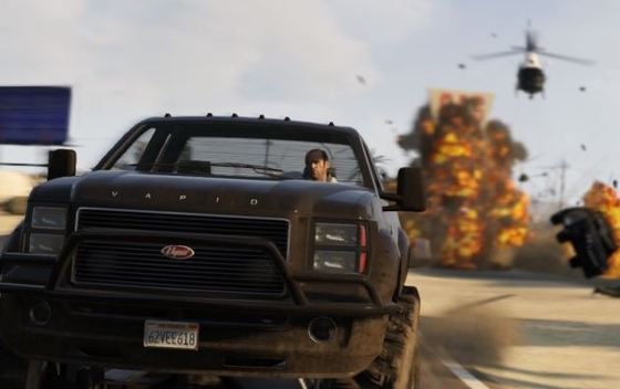 GTA V Will Be Most Costly Video Game Ever Made