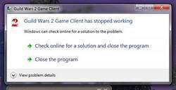 Guild Wars 2 Game Client Has Stopped Working (Appcrash, Gw2.exe – Fixes, Solutions)