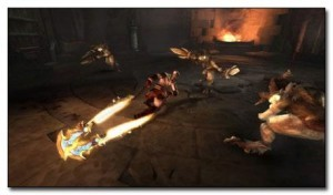 God of War 4: Ghost of Sparta Pictures