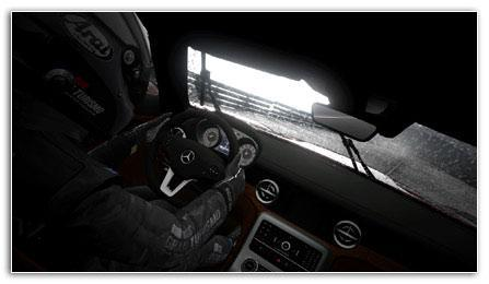 Gran Turismo 5 Weather Effects Detailed