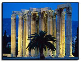 Ancient Architecture: Windows 7 Greek Theme