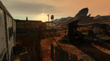 Grimlands MMO: Combines RPG & FPS Elements