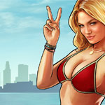 GTA 5 Themepack Featuring Artwork Wallpapers (HD  Theme)