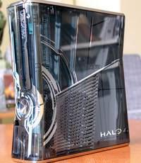 The Halo 4 Limited Edition Xbox Console: Translucency (See Inside The Console!)