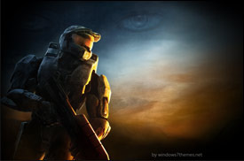 Google Chrome Halo Theme (Master Chief)