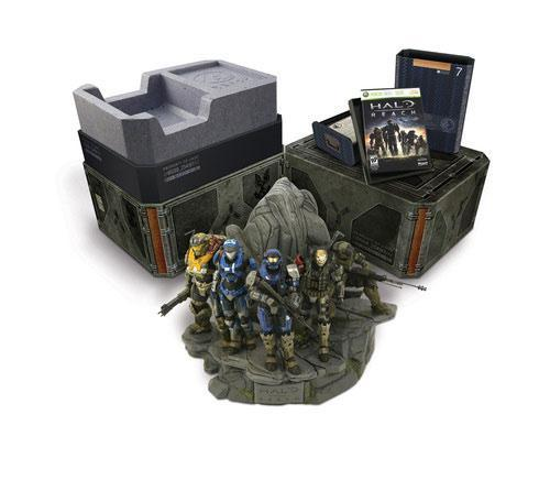 Halo Reach Special Editions Revealed
