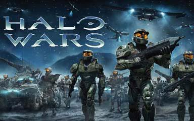 Windows 7 Theme With Halo Wars HD Wallpaper