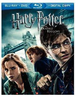 Harry Potter and The Deathly Hallows Blu Ray Release Date