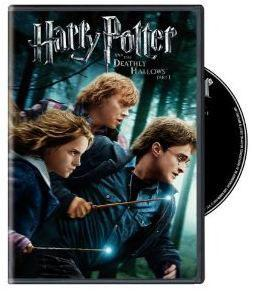 Preorder Harry Potter And The Deathly Hallows DVD