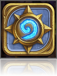 Hearthstone: Heroes of Warcraft Windows 7 Theme