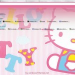 hello kitty google chrome themes jpg