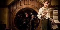 """Fantasy Movie Theme With Hobbit 2 """"There And Back Again"""" Wallpaper"""