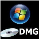 Burning DMG files in Windows 7