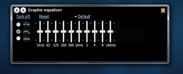 How To Change Equalizer in Windows 7