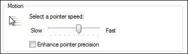 How to Change Mouse Speed in Windows 7 (Click & Pointer Speed)