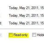 how to change read only in windows 7 jpg