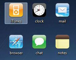 How to customize the Windows 7 iPad theme?