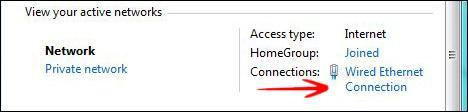 How to enable DHCP in Windows 8
