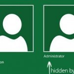 How to log in as administrator in Windows 8