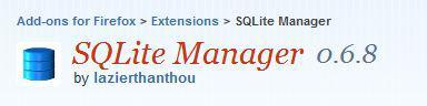 How to read sqlite files easily
