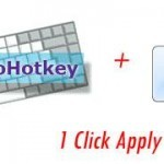 Apply Windows 7 Themes Using AutoHotkey and Bat File