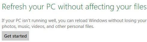 How to reinstall Windows 8 easily