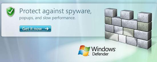 How to remove Windows Defender from Windows 7?