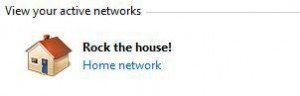 How to rename network in Windows 7