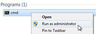 Updated: How to open elevated command prompt as administrator in Windows 8 and 8.1