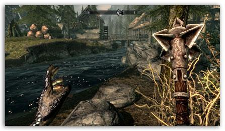 How to take screenshots in Skyrim and where are they stored?