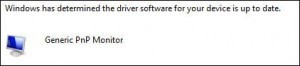 How to update drivers manually in Windows 7