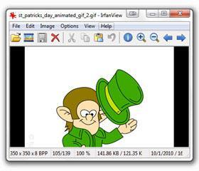 How to view animated gifs in Windows 7