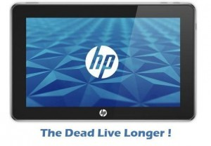 HP Windows 7 tablet PC is coming – this time for real!