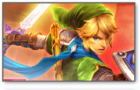 Hyrule Warriors Themepack With 1920×1080 Wallpaper, Zelda Sounds and Desktop Icons