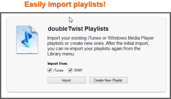 The Best iTunes Alternative For Windows: doubleTwist Imports Your Entire iTunes Library