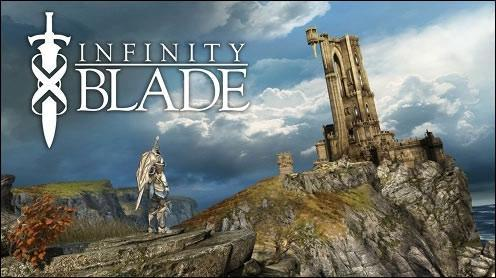 Infinity Blade Trailer + Screenshots