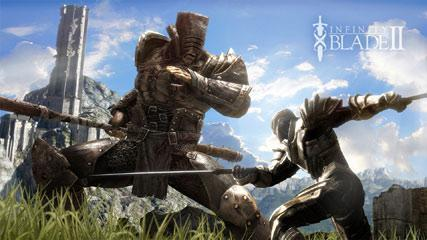 Cool Infinity Blade 2 Windows 7 Theme (HD Wallpaper)