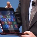 Intel Shows off Hybrid Tablet/Notebook Design at IDF 2012