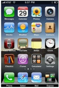 iPad Theme for iPhone