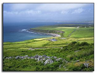 Beautiful Countries: Green Ireland Theme